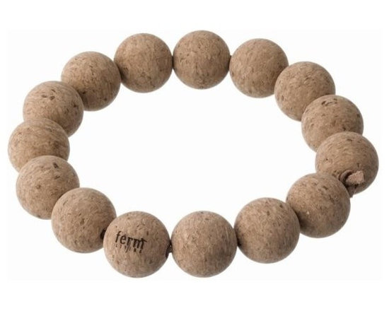 Ferm Living Cork Coaster - Sometimes simplicity is key. You will love how these simple cork balls can make something as ordinary as a coaster so special. Perfect for hot pots and pans.