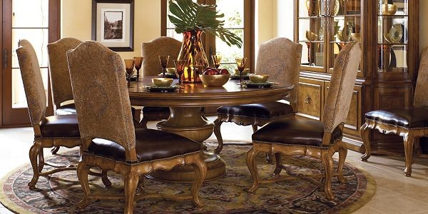 Charming Thomasville Furniture Dining Room Sets Photos 3D House