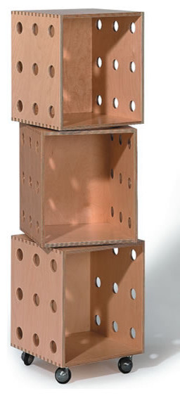 OFFI Perf Boxes modern-storage-bins-and-boxes