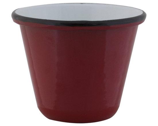 Enamelware Porcelain Cup -