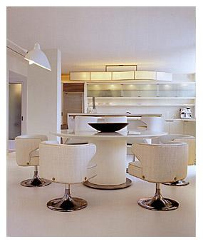 Pierce Allen contemporary dining room
