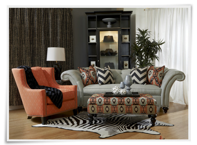 Great Spaces eclectic