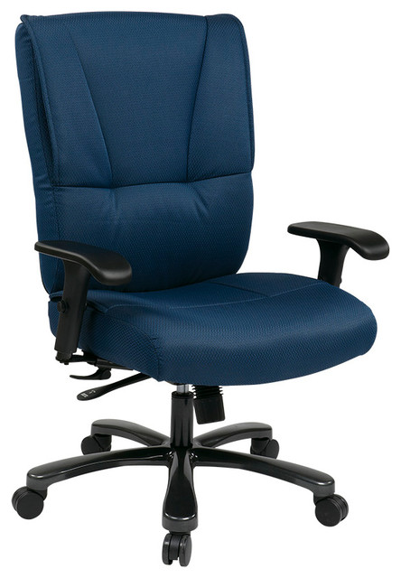 Pro-Line II 7600 Series Big and Tall Deluxe Executive Office Chair traditional-home-office-products