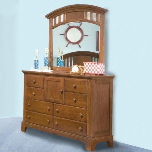 Bradford 8 Drawer Dresser traditional-dressers