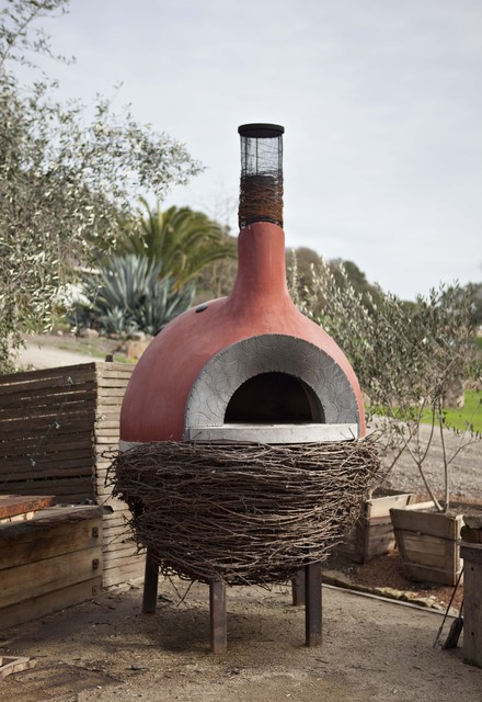 Concreteworks Nido Oven modern-outdoor-products