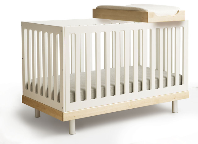 Classic Crib, By Oeuf modern-cribs
