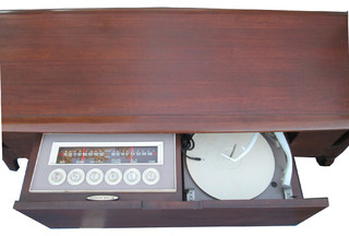 Packard Bell Record Player Stereo Ipod Mid Century