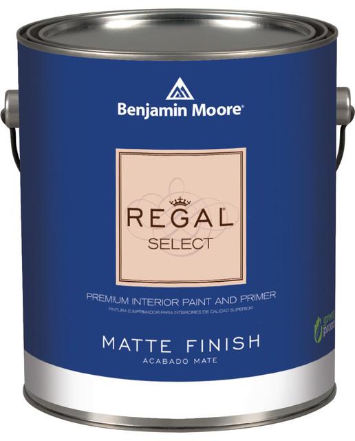 Benjamin moore regal select matte finish paint new for Benjamin moore eco spec paint reviews