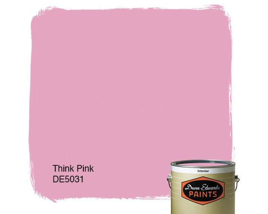 Dunn-Edwards Paints Think Pink DE5031 -