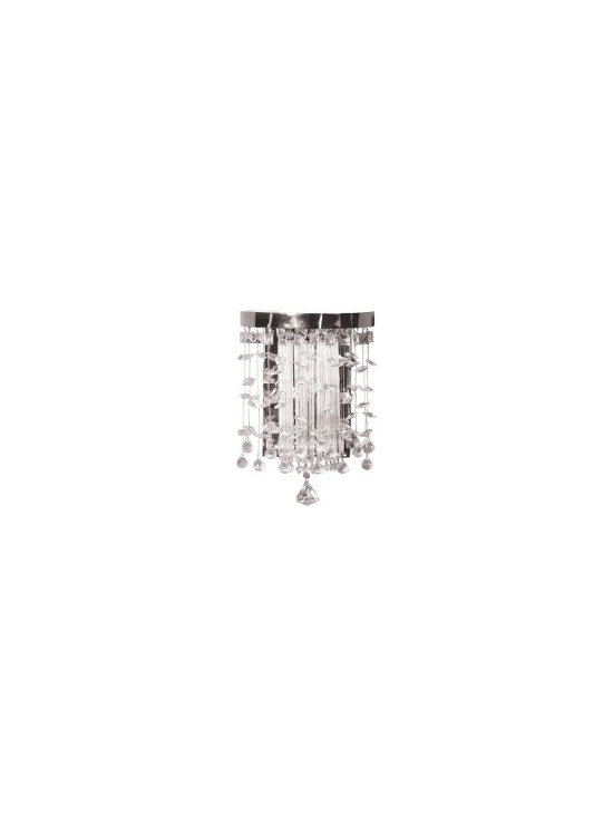 Uttermost Fascination Contemporary Wall Sconce - UM-22445 - Uttermost Fascination Contemporary Wall Sconce - UM-22445