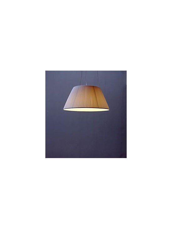 Romeo Soft S1 Pendant Lamp By Flos Lighting - Flos Romeo Soft S1 is part of the Romeo Collection.