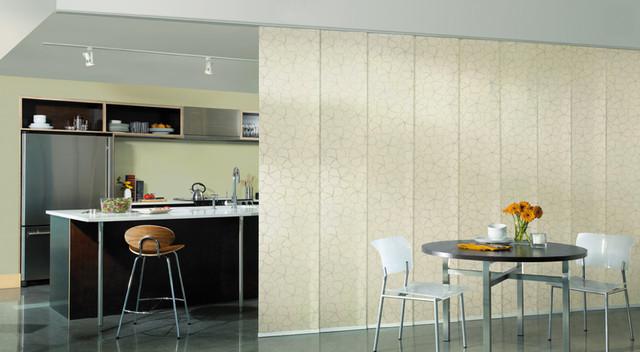 Home Source Custom Interiors eclectic-window-treatments
