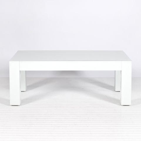Worlds Away Camilla Ice Rectangular Coffee Table traditional coffee tables