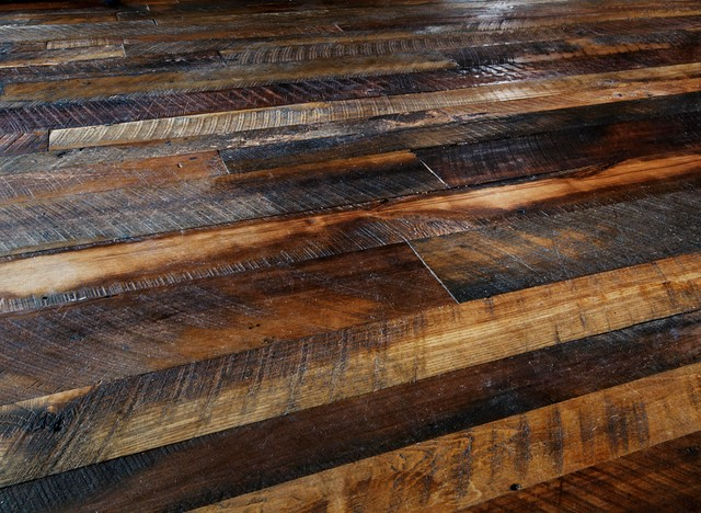 Reclaimed Wood Flooring Traditional Hardwood Flooring