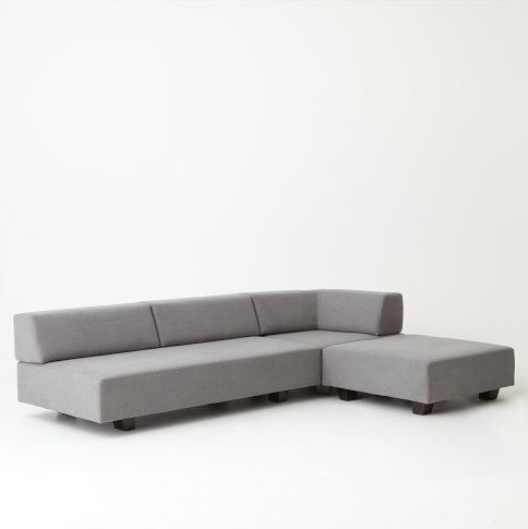 Tillary 6 piece sectional modern sectional sofas by for West elm tillary sectional sofa