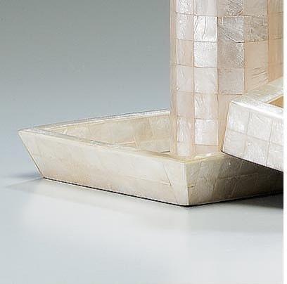 Capiz Tray contemporary-bath-and-spa-accessories