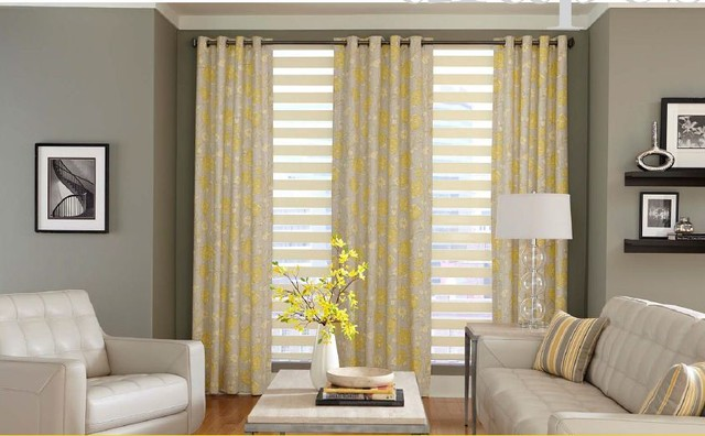 Window treatments modern window treatments other Contemporary drapes window treatments