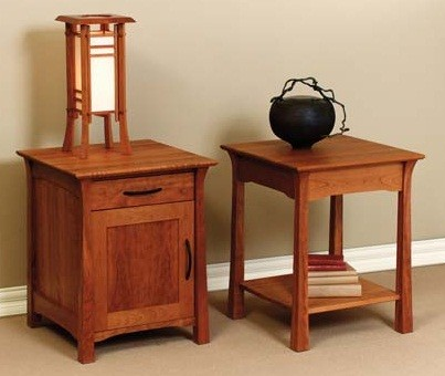 Shinto night stands asian nightstands and bedside for Japanese bedside table