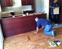 Will cork float for your bathroom floor for Commercial grade cork flooring