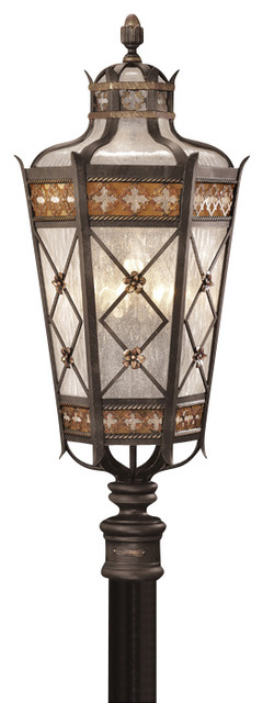 Chateau Outdoor Outdoor Post Mount, 541680ST traditional-post-lights