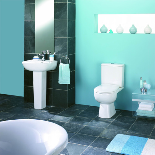 DTW Ceramics UK Ltd. Showroom  floor tiles