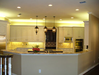 RK Remodeling and Maintenance LLC traditional-kitchen