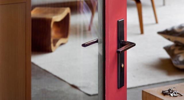 Contemporary Door Hardware contemporary