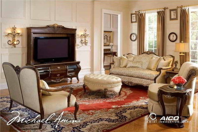 aico furniture imperial court living room set aic 798 room fabric salt lake city by. Black Bedroom Furniture Sets. Home Design Ideas