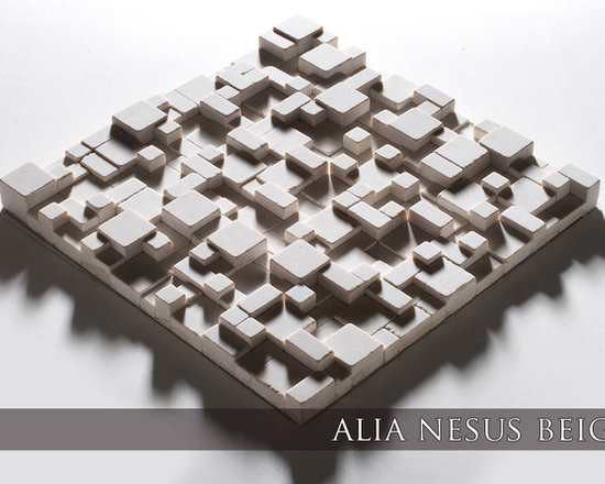 Alia Nesus Beige - IPS Marble UAE