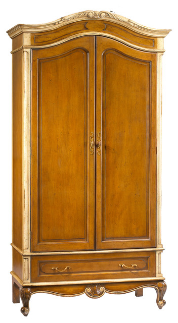 Lilles Laon Armoire - Traditional - Dressers Chests And ...