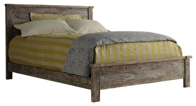 Hampton Teak California King Bed beds