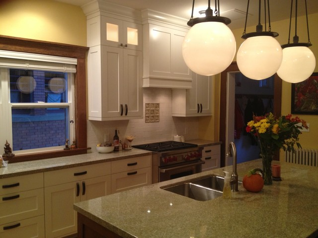 Lund Residence traditional-kitchen