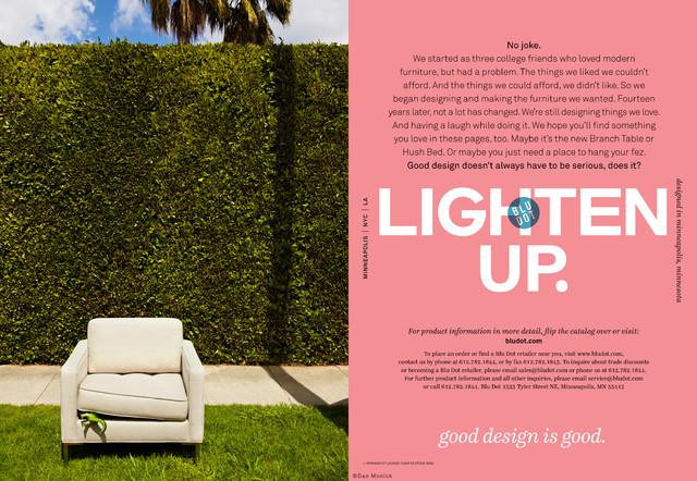 2011 Blu Dot Modern Furniture Catalog modern-chairs