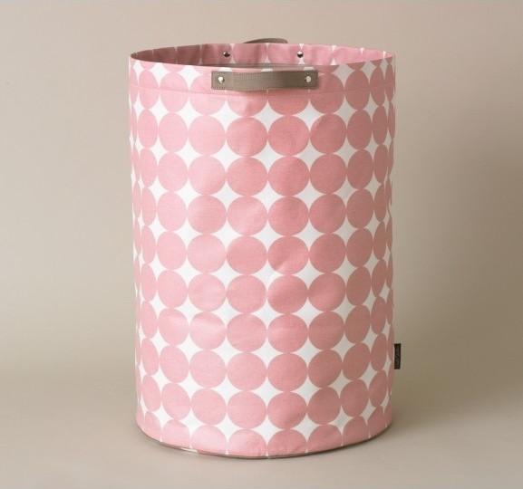 Dwellstudio Cylinder Storage Bin modern-mops-brooms-and-dustpans