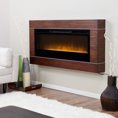 Dimplex Cohesion Wall-Mount Fireplace - modern - fireplaces - by ...