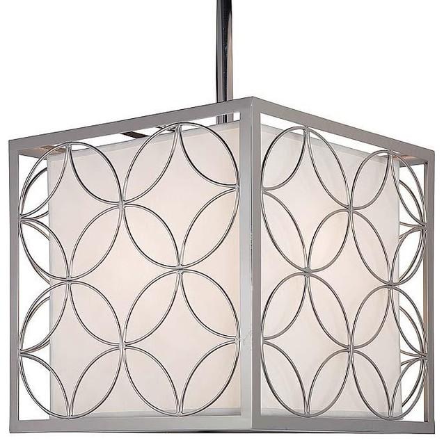 Regina Andrew Rhythmic Cube Pendent traditional-pendant-lighting