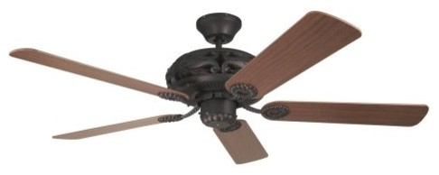 Ellington GD52ABZ5 Grandeur 52 in. Indoor Ceiling Fan - Aged Bronze traditional ceiling fans