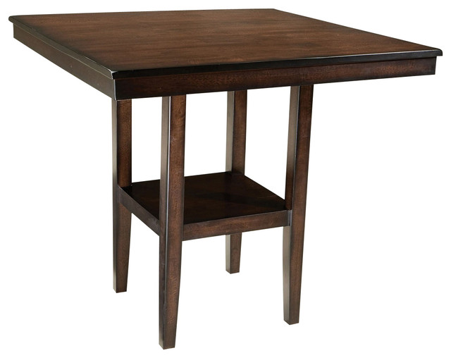 Standard Furniture Pendelton 40 Inch Counter Height Table In Dark Cherry Tr