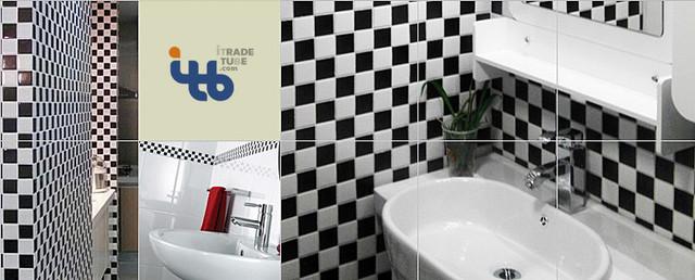 Ceramic Mosaic Tile Series IMCHB-M025 modern-mosaic-tile