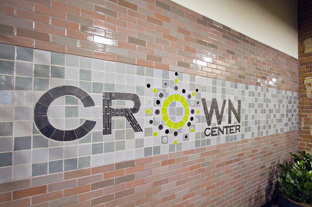 Crown Building contemporary-entry