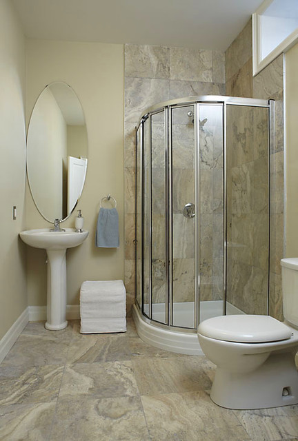 Basement bathroom idea for Bathroom designs basement