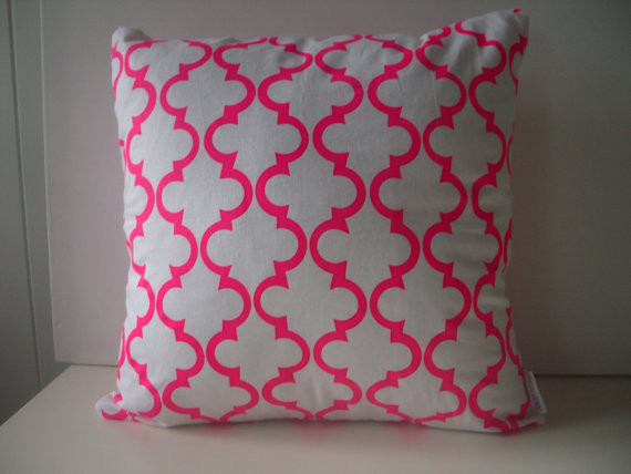 Modern Pillow Cover Design : Cushion Cover Geometric Design By Aqua Door Designs - Contemporary - Decorative Cushions - by Etsy