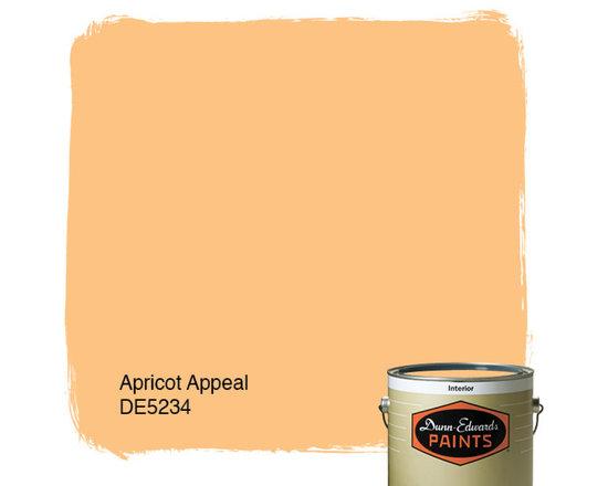 Dunn-Edwards Paints Apricot Appeal DE5234 -