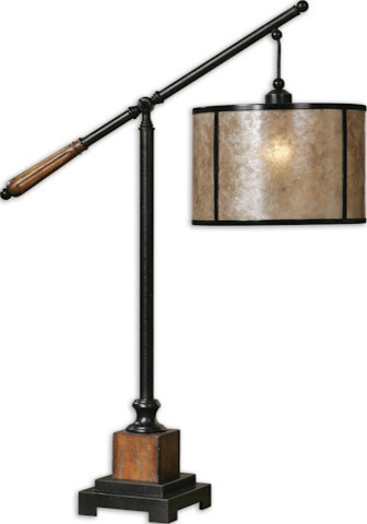 Sitka Lantern Table Lamp traditional-table-lamps