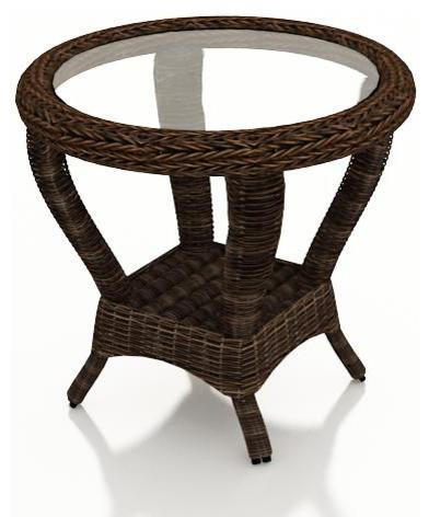 6 Pc. Leona Outdoor Sofa Set modern-outdoor-coffee-tables