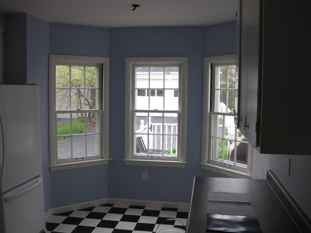 East Lansing Transitional Kitchen Remodel traditional