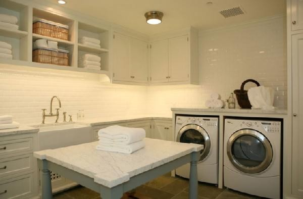 Laundry contemporary