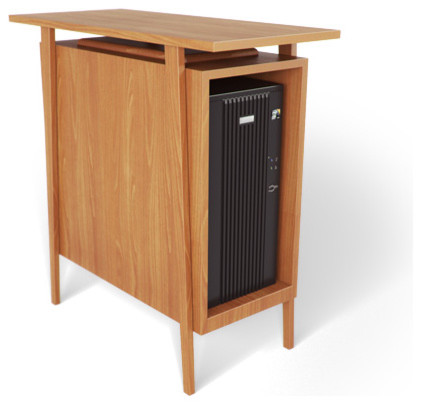 Alito CPU Stand - Modern - Storage Cabinets - by Thrive Home Furnishings