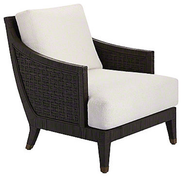 St. Germain Lounge Chair: WS-20 - traditional - furniture - san ...