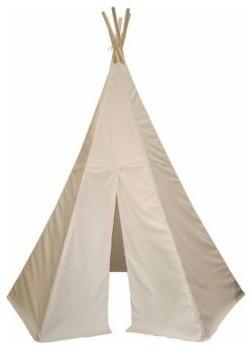 Great Plains Tepee eclectic-baby-and-kids